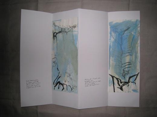Poèmes de la falaise de Roc d'Ambanne, 2011-2013, 8b