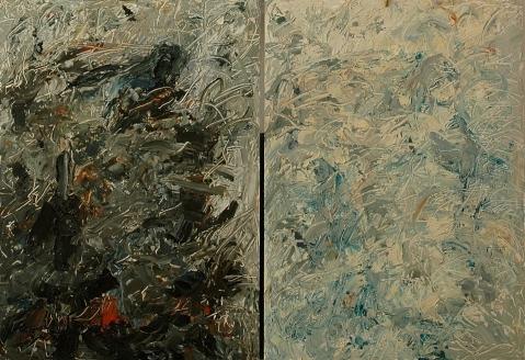 Partage des eaux, Yves Ribard 2