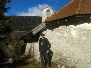 Claude Guitton, Rousset en Vercos, mars 2015