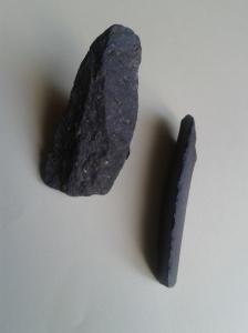 Outils marrons en basalte, La Réunion 01