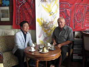 Zhang Bo & YB, Paris 1, 27 juillet 2015